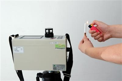 香烟燃烧增加的PM2.5竟然是蚊香9倍