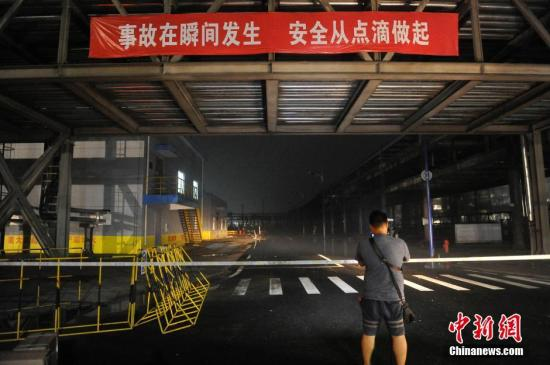 资料图。中新社记者 韦亮 摄