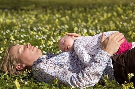 """春季""""三浴""""巧帮BB增强抗病能力 健康成长"""