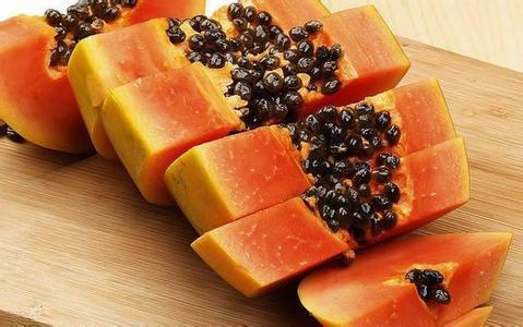 吃木瓜真的能丰胸吗?有科学依据吗?